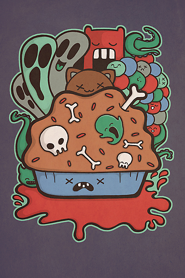 Muffin of Death by perdita00