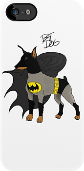 Doberman Batdog by meow-or-never10