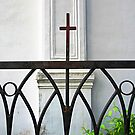 Church Fence © by Ethna Gillespie