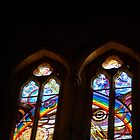 St Peter&#x27;s Anglican Cathedral, Adelaide, window#1 by Jan Stead JEMproductions