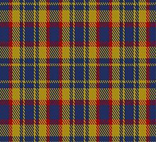 01272 Sweet Aniline Fashion Tartan Fabric Print Iphone Case by Detnecs2013