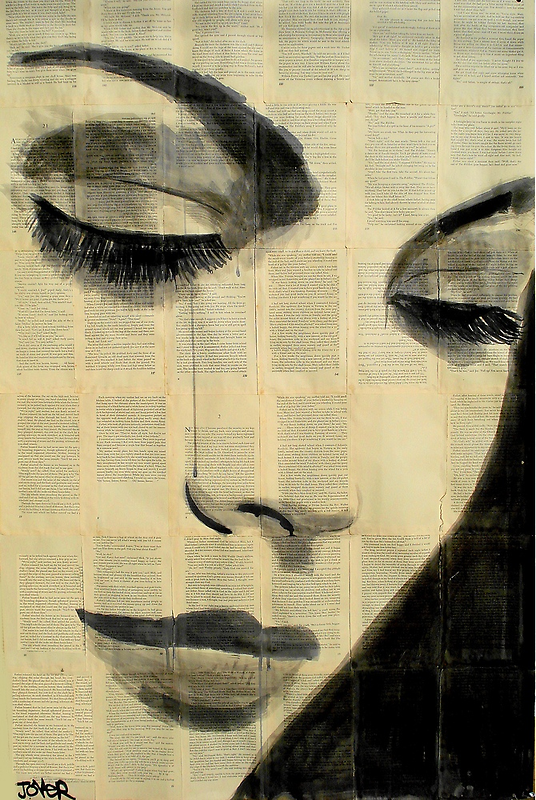 this moment by Loui  Jover