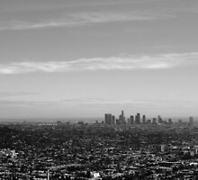 LA From Griffith Observatory by DrStantzJr