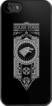 House Stark (White) by Olipop
