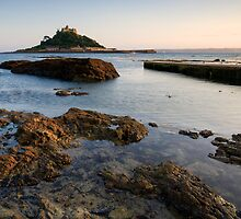 St. Michaels Mount by Greg Artis