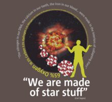 We are made of star stuff by BenGilliland