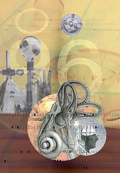 Brave new world  by Metamorphic Illustration