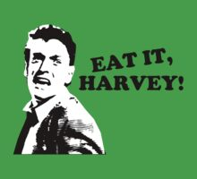 Die Hard: Eat it, Harvey! by garykemble