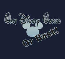 Walt Disney World or bust! - Blue by Margybear