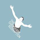 Shawshank - Andy Dufresne - Cyan by ecchy