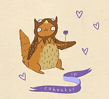 In Cahoots by Sarah Crosby