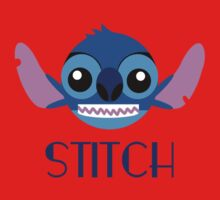 Stitch! by zipperchan