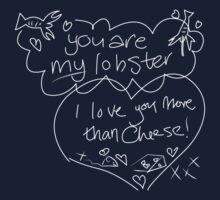 You're my lobster by mymeyer