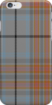 01277 Desert Winds Fashion Tartan Fabric Print Iphone Case by Detnecs2013