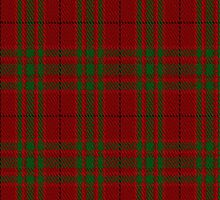 01281 Holiday Red Fashion Tartan Fabric Print Iphone Case by Detnecs2013