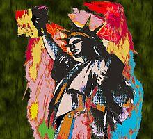 Lady Liberty by Mike Pesseackey (crimsontideguy)