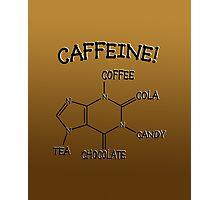 Caffeine Photographic Print