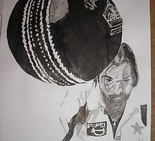 CRICKET by Colin  Laing