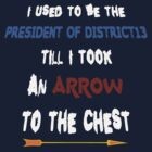 Hunger Games Arrow by LostKittenClub