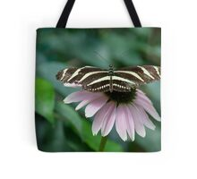Zebra Longwing (Heliconius charithonia) Tote Bag