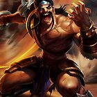 Gladiator Draven by canozel