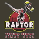 Raptor 3D. Testing the fences since 1993. by Jackpot777