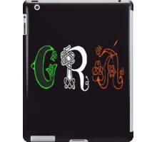 SOLD - GRÁ DESIGN iPad Case/Skin