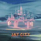 Sky City (Flash Gordon Series) by gregsted