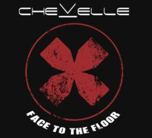 Chevelle Face to The Floor T-Shirt
