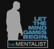 The Mentalist by Nichimid