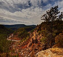 Falling Rock by wanblake