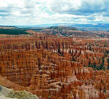 Bryce Canyon National Park by groovytunes9