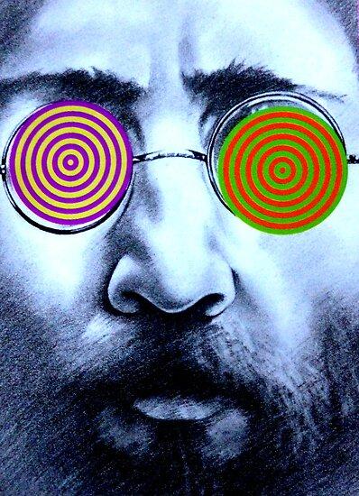 John Lennon ~ Sweet Toronto 1969 by ©The Creative  Minds