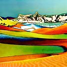 The Painted Desert by Peter Hammer
