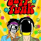 Daft Funk by HamSammy