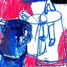 milk jug by Shylie Edwards