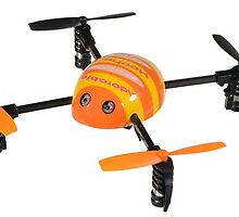 Fire Fly Mini RC QuadCopter RTF 2.4Ghz SKU: TH36 by mark786