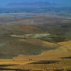 View to Konya Plain by Jens Helmstedt