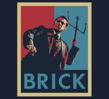 Brick (Obama Style) by TGIGreeny