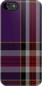 01311 Milwaukee Masters Fashion Tartan Fabric Print Iphone Case by Detnecs2013