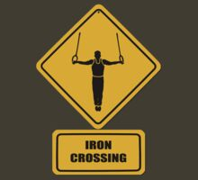 Iron Crossing by johnmarinville