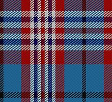 01324 US Postal Service Tartan Fabric Print Iphone Case by Detnecs2013