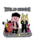 Wild Hogs by jeffaz81