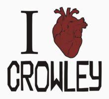 Anatomical Love - Crowley by tripinmidair