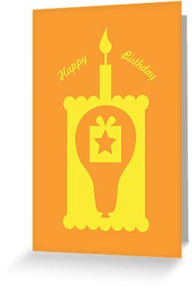 Birthday in a birthday in a birthday by rperrydesign