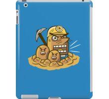 Mr. Resettrio iPad Case/Skin