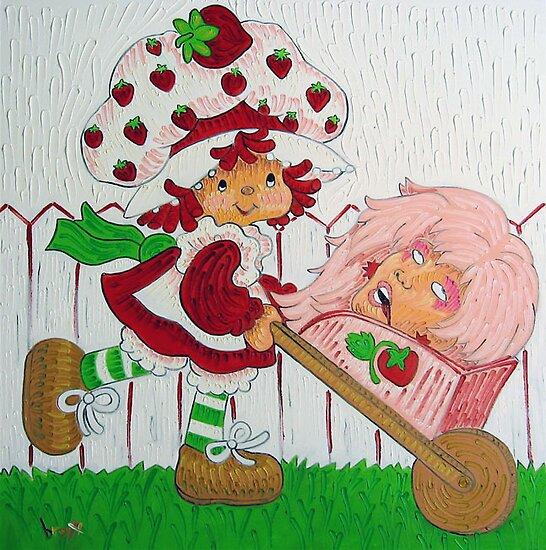 Strawberry Jem by Brett Gilbert