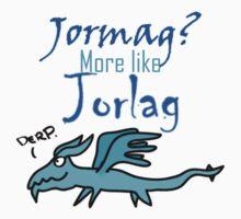 Jorlag (w/ Derpy Dragon) by ohsnapitskelz