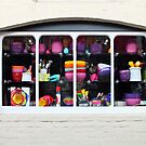 Shop Window II, Alfriston, East Sussex  by Ludwig Wagner