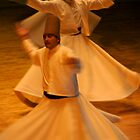 The Tomb of Mevlana Celaleddin Rumi and the Whirling Dervishs by Jens Helmstedt